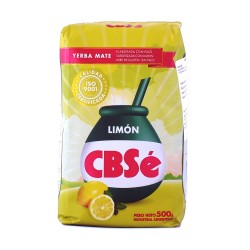 Yerba Mate CBSe Limon...